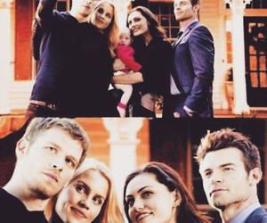 The Originals, to, and elijah mikaelson image