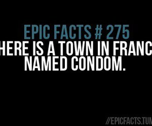 condom, france, and funny image