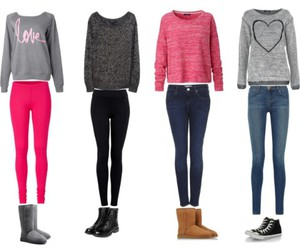 outfit, cute, and clothes image