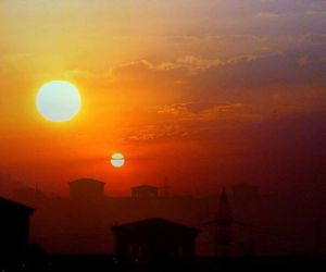 natur and 2 suns image