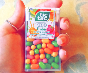 candy, tic tac, and colors image