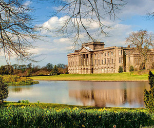pemberley, pride and prejudice, and lyme park image