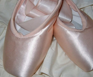 ballet and pink image