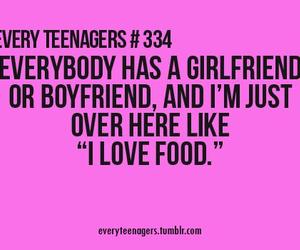 food, boyfriend, and girlfriend image