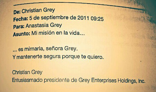 87 Images About 50 Sombras De Grey On We Heart It See More