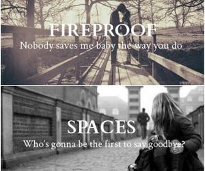 one direction, space, and fireproof image