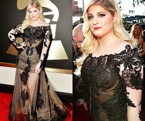 grammys and meghan traynor image