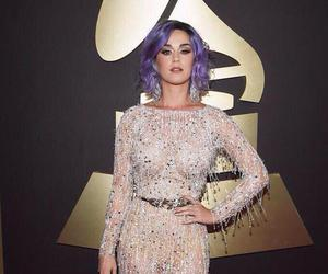 grammys, katy perry, and red carpet image