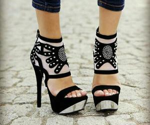 black, shoes, and altos image