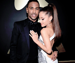 ariana grande, big sean, and love image