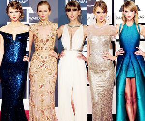 Taylor Swift, beautiful, and grammys image