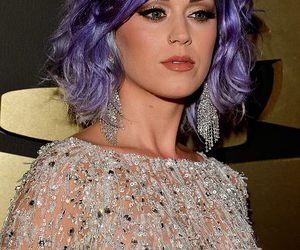 katy perry, hair, and red carpet image