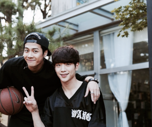jackson and roommate image