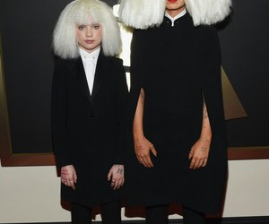Sia, maddie, and grammys image