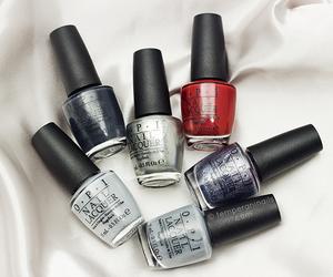 nail polish, opi, and fifty shades of grey image