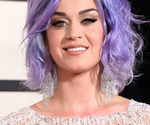 katy perry, hair, and grammys image