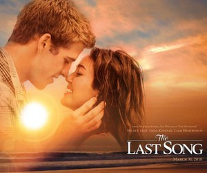 the last song and miley cyrus image