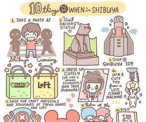 japan, shibuya, and kawaii image