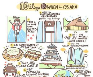 japan, osaka, and kawaii image