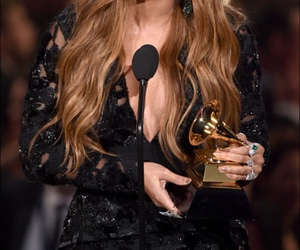 award, beautiful, and grammy image