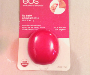 eos, pomegranate, and raspberry image