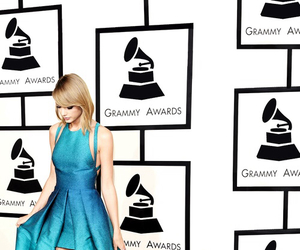 Taylor Swift, grammy, and blue image