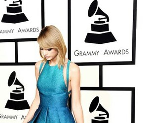 Taylor Swift, dress, and grammy image