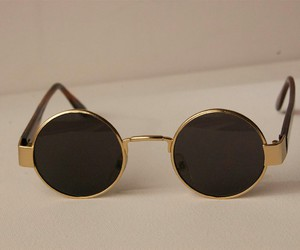 accessories, vintage, and glasses image