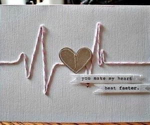 heart, love, and card image