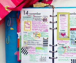 book, note, and planner image