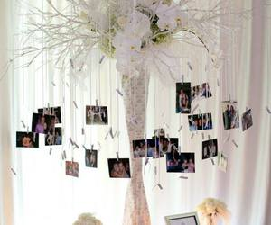 wedding, memories, and photo image