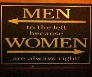 women, men, and Right image