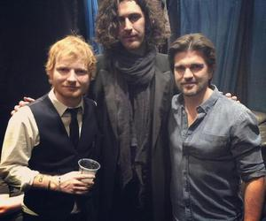 juanes, hozier, and ed image