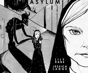 asylum, Jude, and coven image