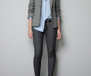 women, business casual for women, and casual for women image