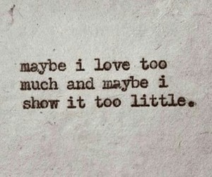 love, little, and quote image
