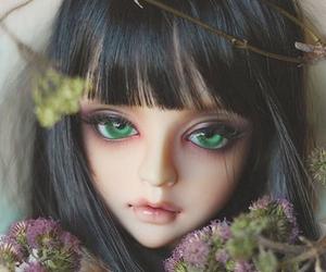 doll, beautiful, and bjd image