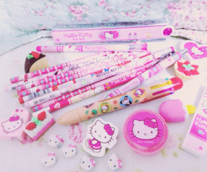 girly, kawaii, and sweet image
