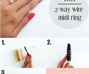 diy and ring image