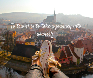 travel, journey, and quote image