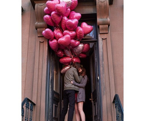couple, valentine, and love image