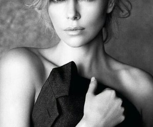 Charlize Theron and hat image