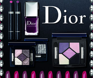 dior and makeup image