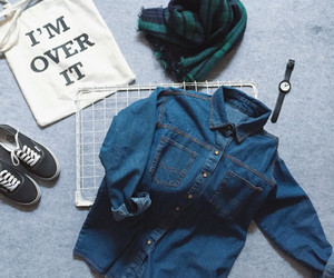 denim and tops image