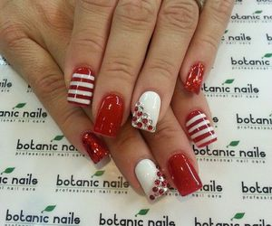 red and white image