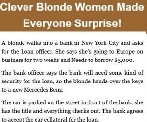 blonde, funny, and hilarious image
