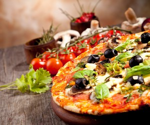 pizza and national pizza day image