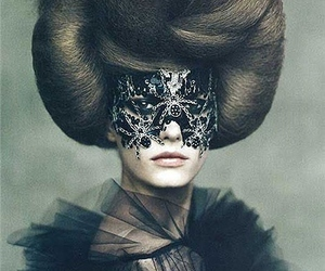 avant garde, high fashion, and jewels image