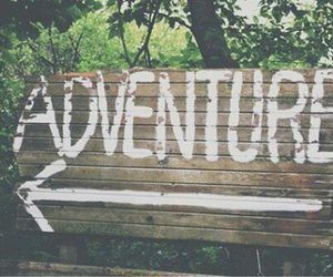 adventure, freedom, and nature image