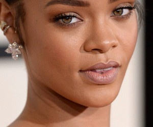 eyes, grammys, and rihanna image